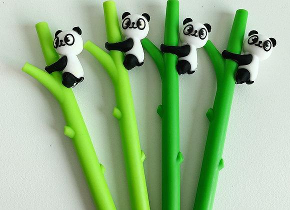 Caneta Gel - Panda