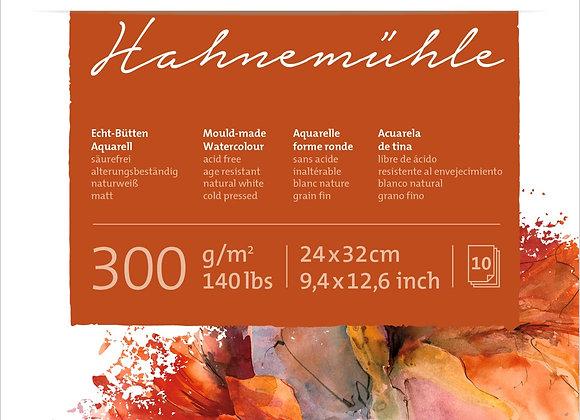 Hahnemühle 300 - bloco 10 folhas