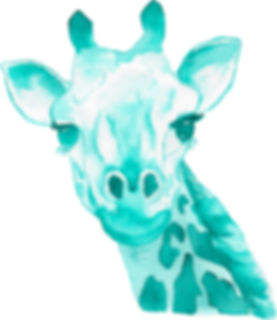 Giraffe t-shirt mary nonde