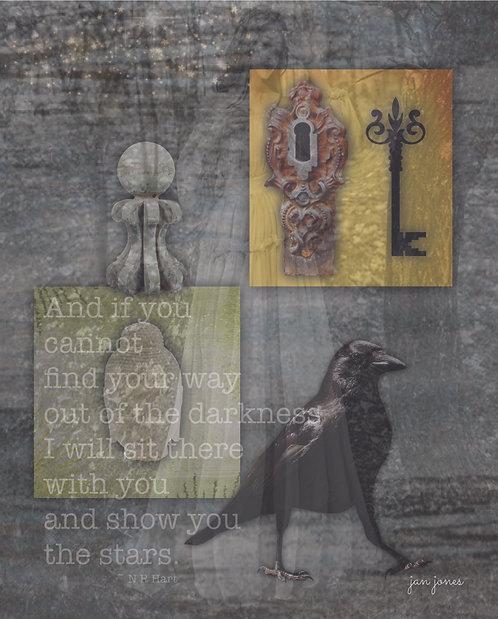 Find Your Way by Jan Jones (Print)