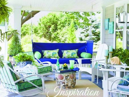 Oh, Those Summer Porches