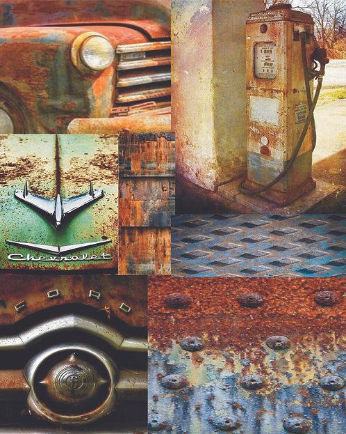Rust by Jan Jones (Print)