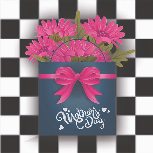 Checker Board Mother's Day PC
