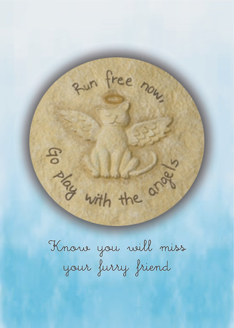Know you will miss your furry friend