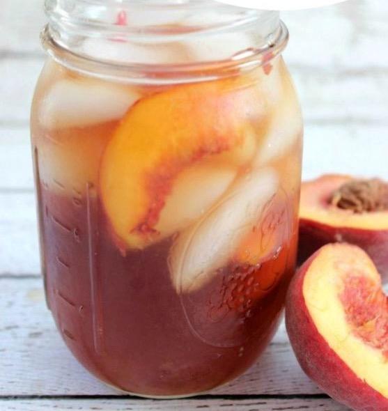 Olive Garden Peach Ices Tea