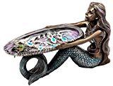 Mermaid Holding Shell