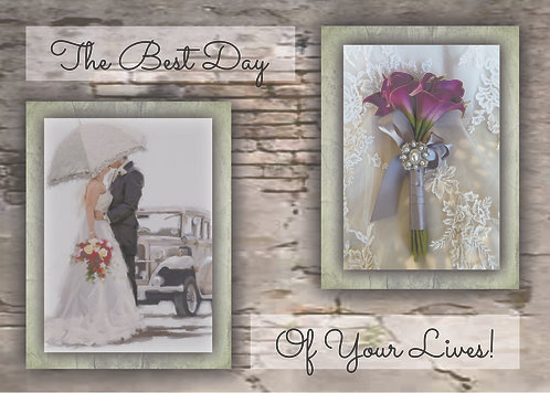 Wedding ~ Best Day of Your Lives