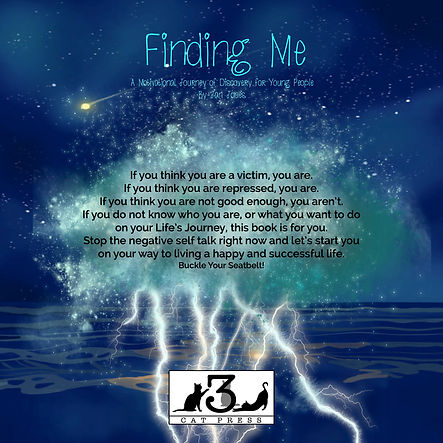 Finding Me the book