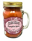 Our Candle Company Pumpkin Spice