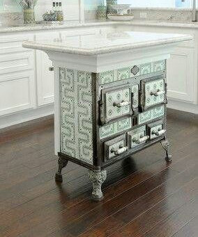 Antiques: Repurposed, UpCycled