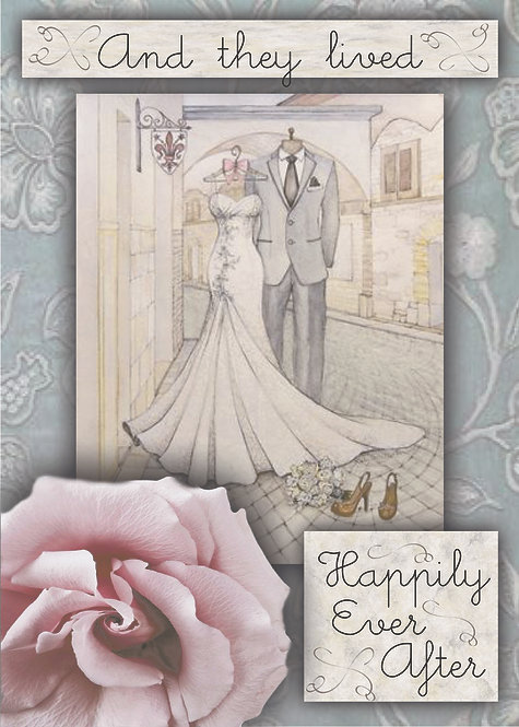 Wedding ~ Happily Ever After