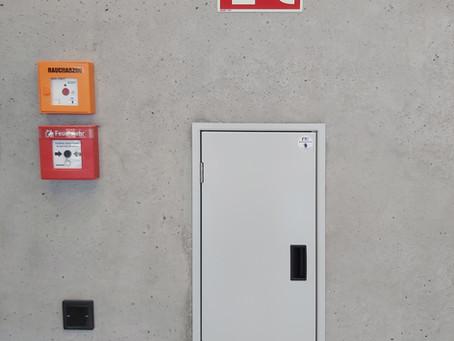 Die Feuerlöschgeräte für die Schule der Zukunft!