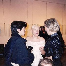 Personal exhibition in Belgrad. 1999.#be