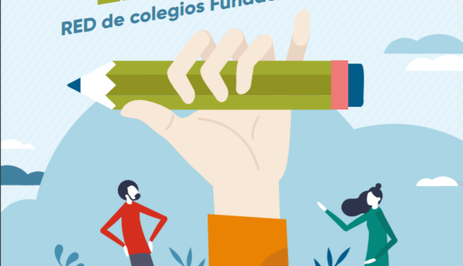 Publicaciones de la Fundación Irarrázaval de microcuentos del Liceo San José