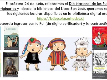 Recomendaciones literarias en el Día Nacional de los Pueblos Originarios