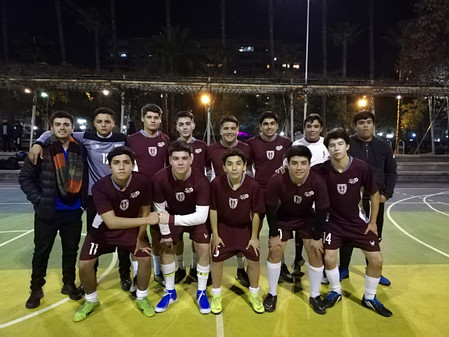 Selección juvenil Futsal 2019