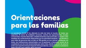 Aprendizaje socioemocional: Recomendaciones para las familias