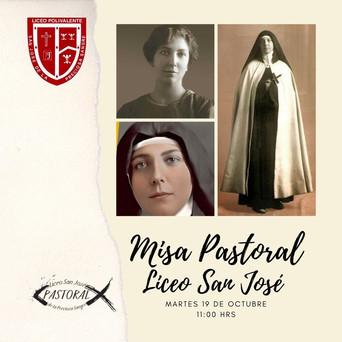 Visita de la Imagen de Santa Teresa de los Andes.