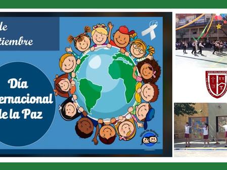 """Efemérides: 21 de septiembre """"Día Internacional de la Paz"""""""