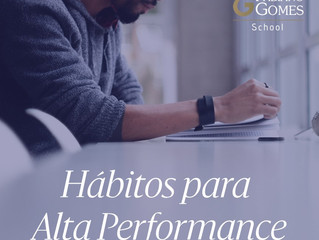 Hábitos para Alta Performance