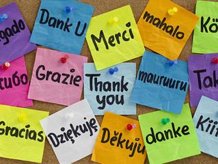 A (mal compreendida) prática da gratidão