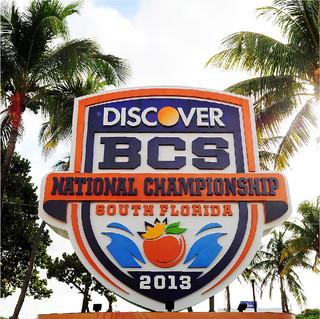 2013 BCS national Championship
