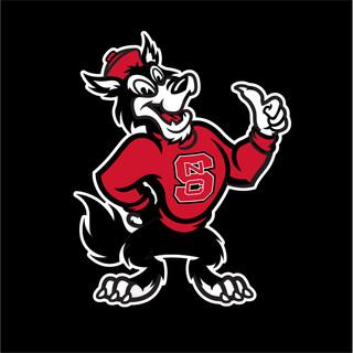 NC State mascot artwork