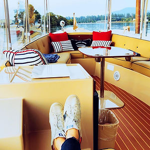 leave cancer on shore aboard floating grace