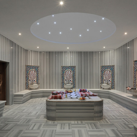 Reset and Recharge: Global Spa Series 001 -  Hammam Rituals