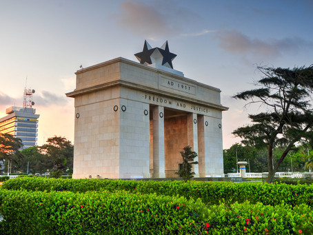 Destination Spotlight: Ghana Beyond the Return