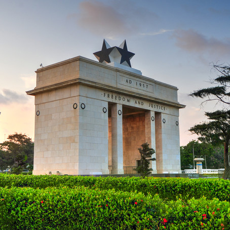 Destination Spotlight: Ghana Beyond the Return