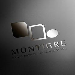 © ダイワロイネットホテル和歌山「MONTIGREシンボルマーク&ロゴ」
