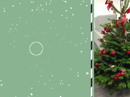 Compositions décoratives de Noël