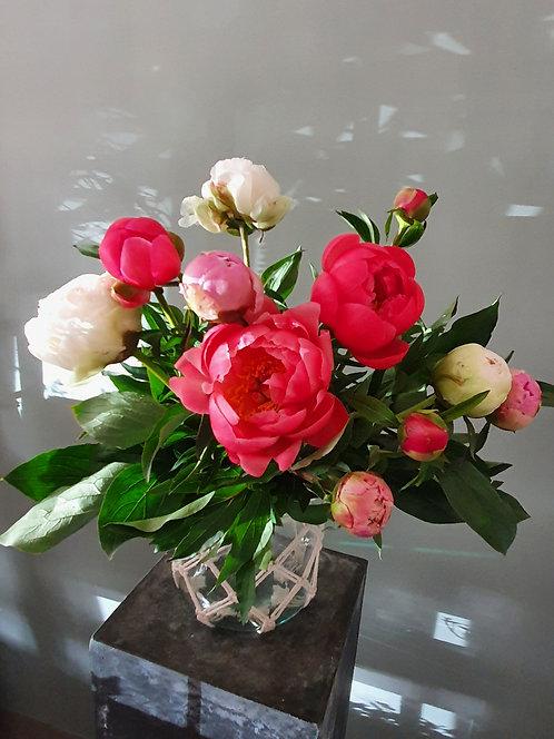 """Bouquet """"Pivoines"""""""