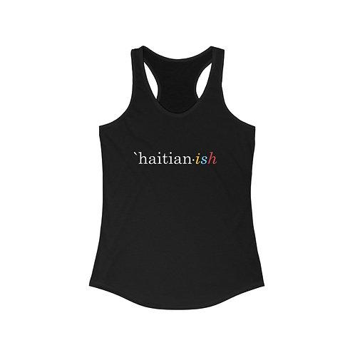 Women's `Haitian-ish Tank