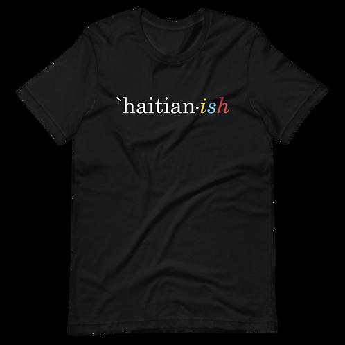 `Haitian-ish: unisex