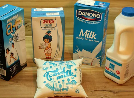 IS IT HEALTHY TO HAVE PACKED MILK EVERY DAY OR 'DOODHWALA BHAIYYA' IS STILL THE BEST CHOICE?