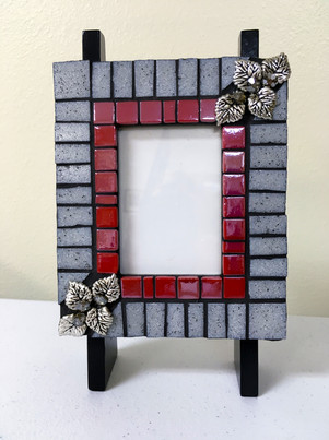 Welling-18-red and grey mosaic mirror.jp