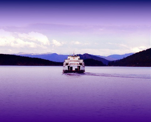 Twilight Ferry