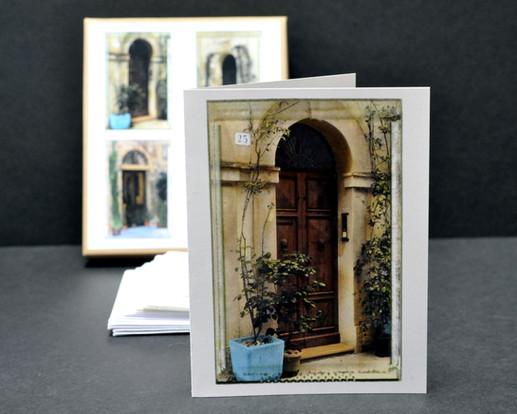 Tuscan doors
