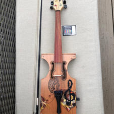 Quilled Violin