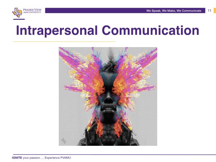 We Speak, We Make, We Communicate .011