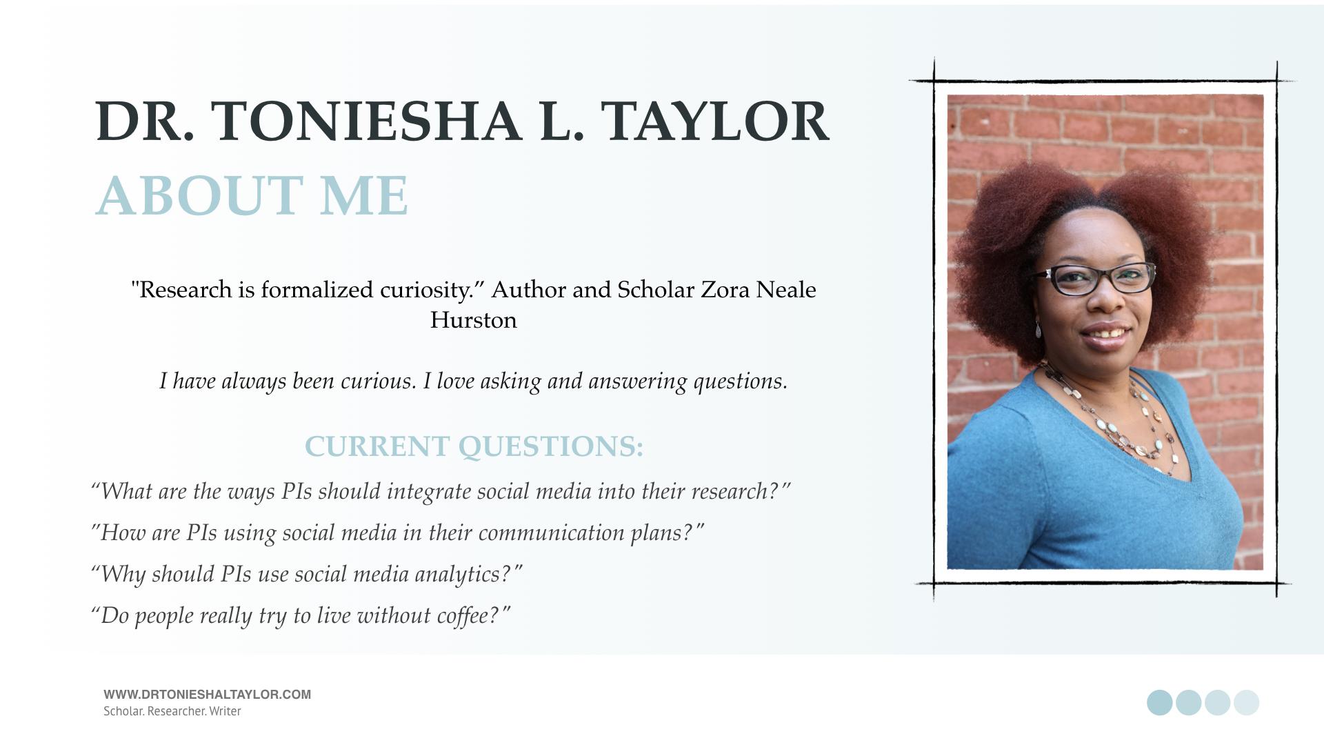 Social Media Analytics and the PI.002