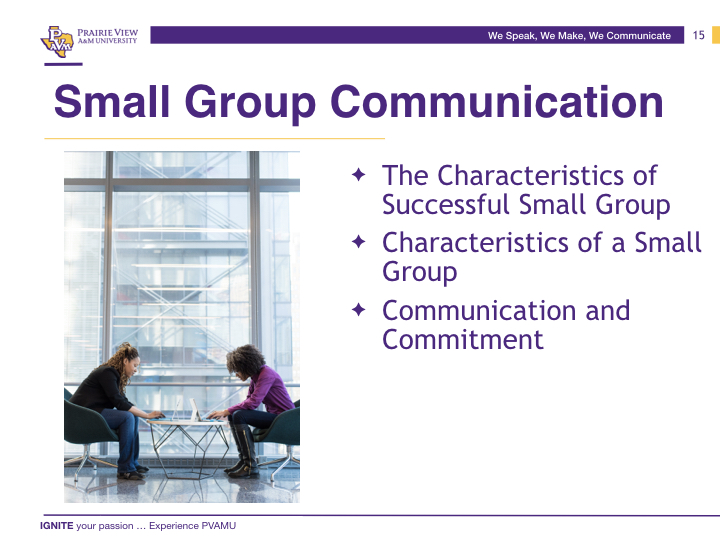 We Speak, We Make, We Communicate .015