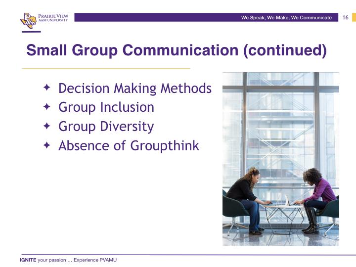 We Speak, We Make, We Communicate .016