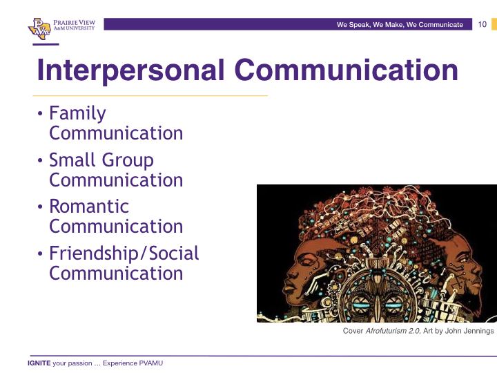 We Speak, We Make, We Communicate .010