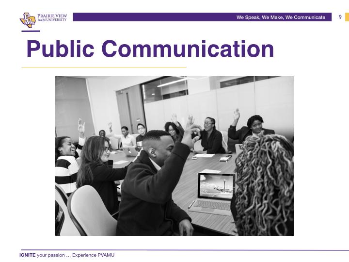 We Speak, We Make, We Communicate .009