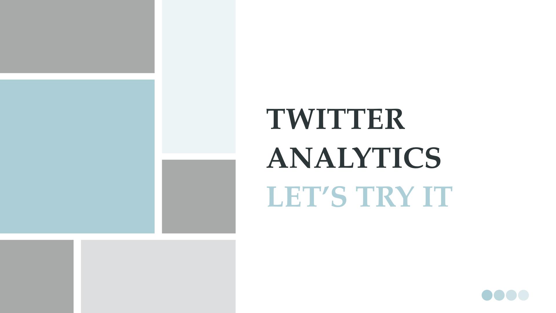 Social Media Analytics and the PI.014