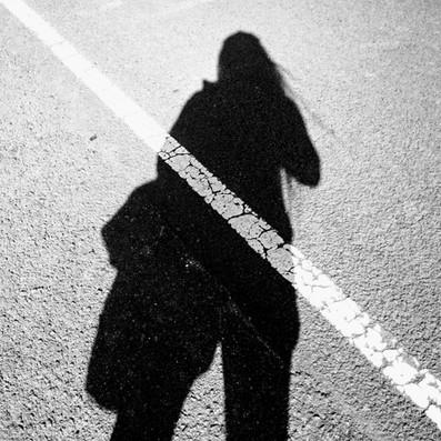 Shadow, BlackBerry KEY 2 mobile phone camera, 2018