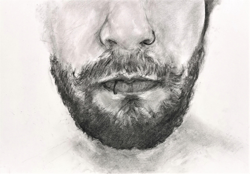 Douglas, graphite pencil on paper, 43 x 30 cm, 2017